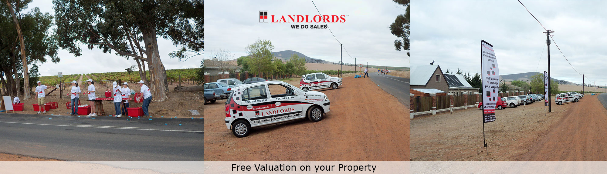 We do property sales. Free Valuation on your Property.