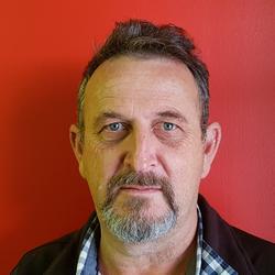 Andre Verwey, estate agent